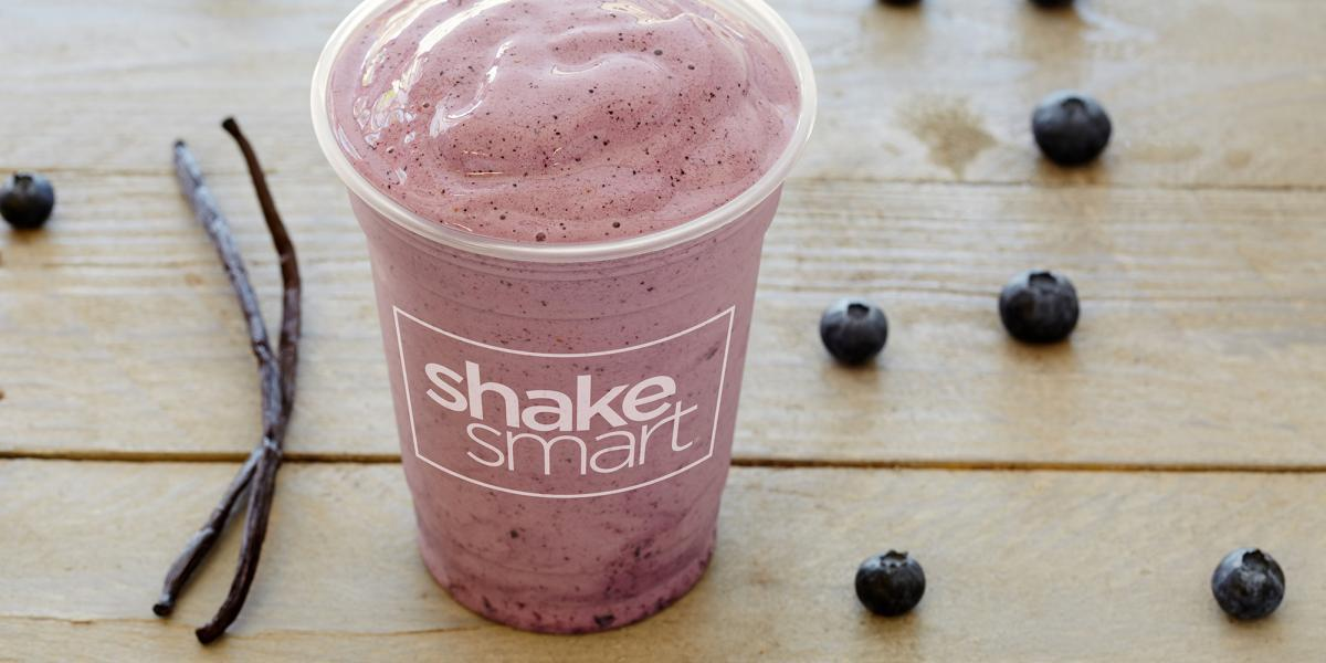 Shake Smart smoothie